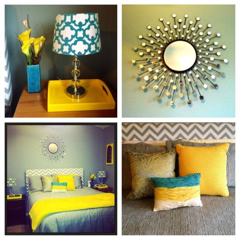 Grey And Yellow Bedroom Classy Grey And Yellow Bedroom Design For Balancing The Color Of Your Inspiration
