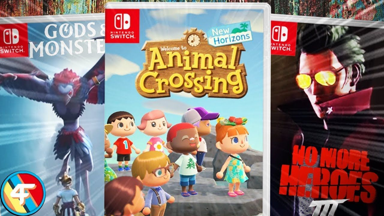 9 Of The Best 2020 Nintendo Switch Games So Far Nintendo