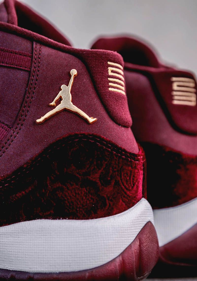 size 40 1fb80 80ca8 Air Jordan 11  Red Velvet