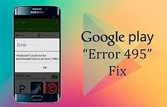 How to Fix Google Pl How to Fix Google Play Store Error