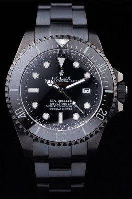 #Rolex Sea Dweller #Jacques #Piccard #Special #Edition #Watch
