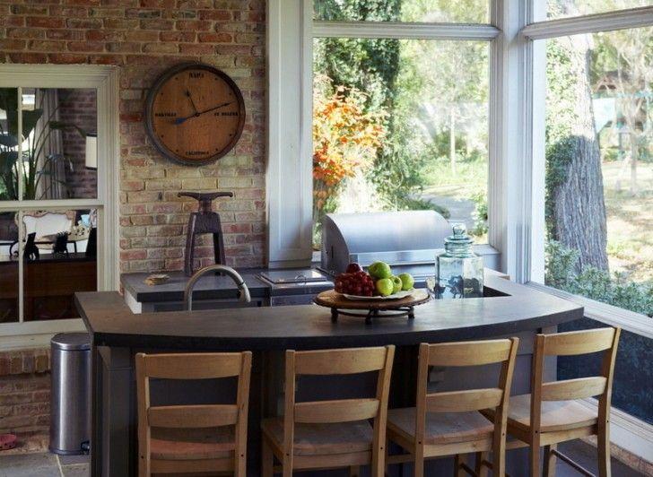 Three Season Porch Designs Porch Design To Create Comfortable 3 Season Rooms Appealing 3 Outdoor Kitchen Countertops Outdoor Kitchen Outdoor Kitchen Design