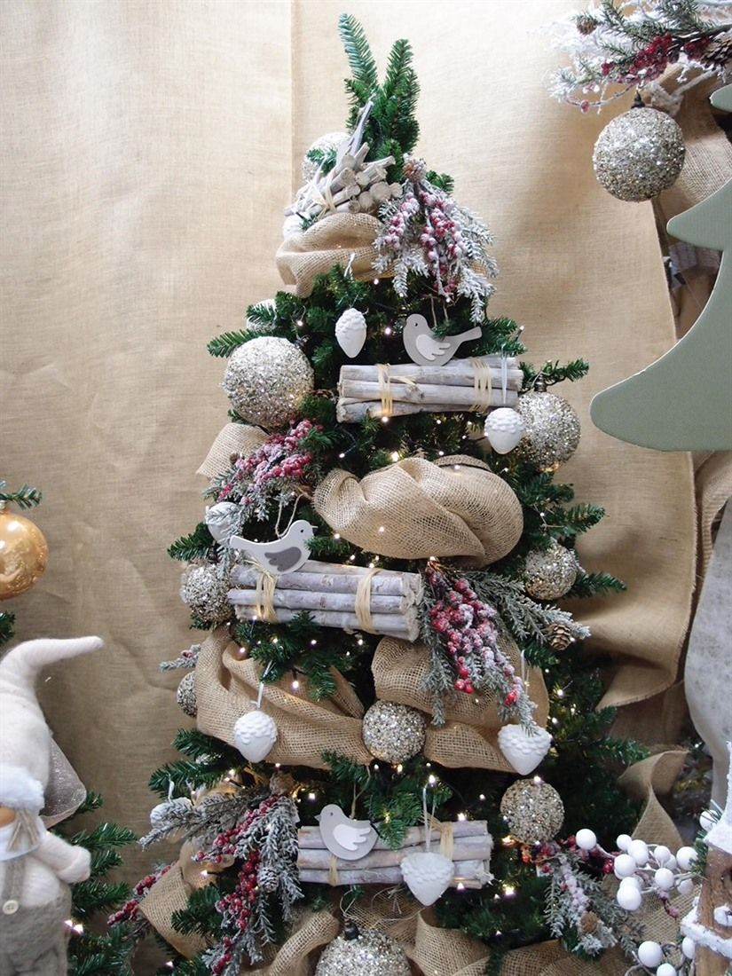 idee rustiche e modrne per il tuo albero di natale my christmas