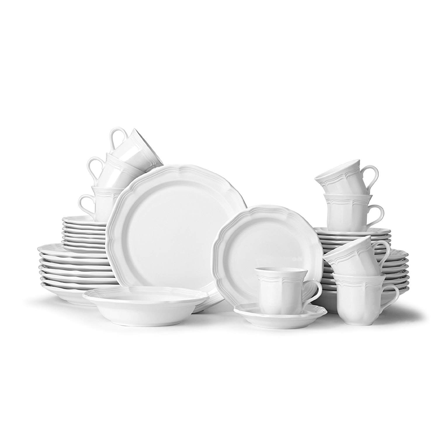 Pin It For Later Read More On French Provincial Kitchen Dinnerware Mikasa French Countryside 40 Piece Din Mikasa French Countryside Dinnerware Set Dinnerware