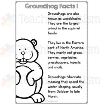 Free groundhog day reading comprehension passages and questions free groundhog day reading comprehension passages and questions ibookread Download