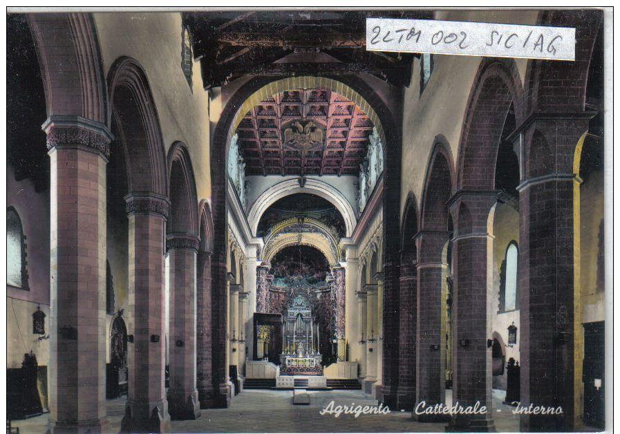 La Cattedrale di Agrigento: un secolo di restauri