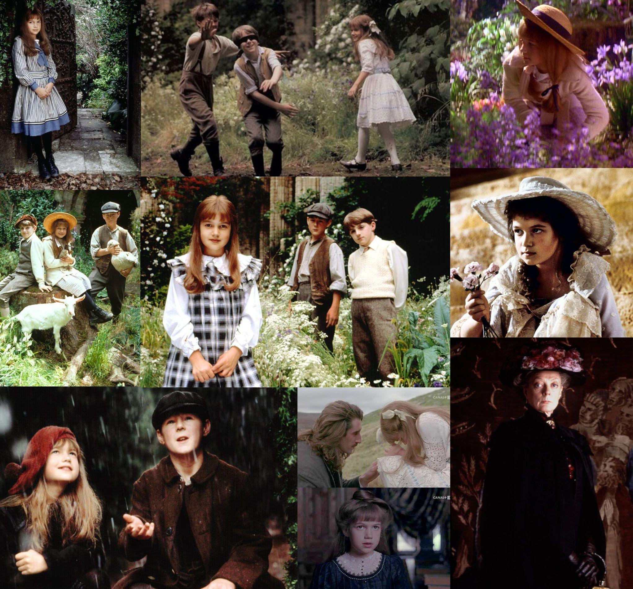 The Secret Garden 1993 The Secret Garden Pinterest Der Geheime Garten Geheime G Rten