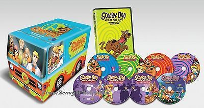 Brand New Scooby-Doo Where Are You!: The Complete Series (DVD 2012 8-Disc Set) https://t.co/DQ4reDQnz6 https://t.co/CwkMV6K5xo