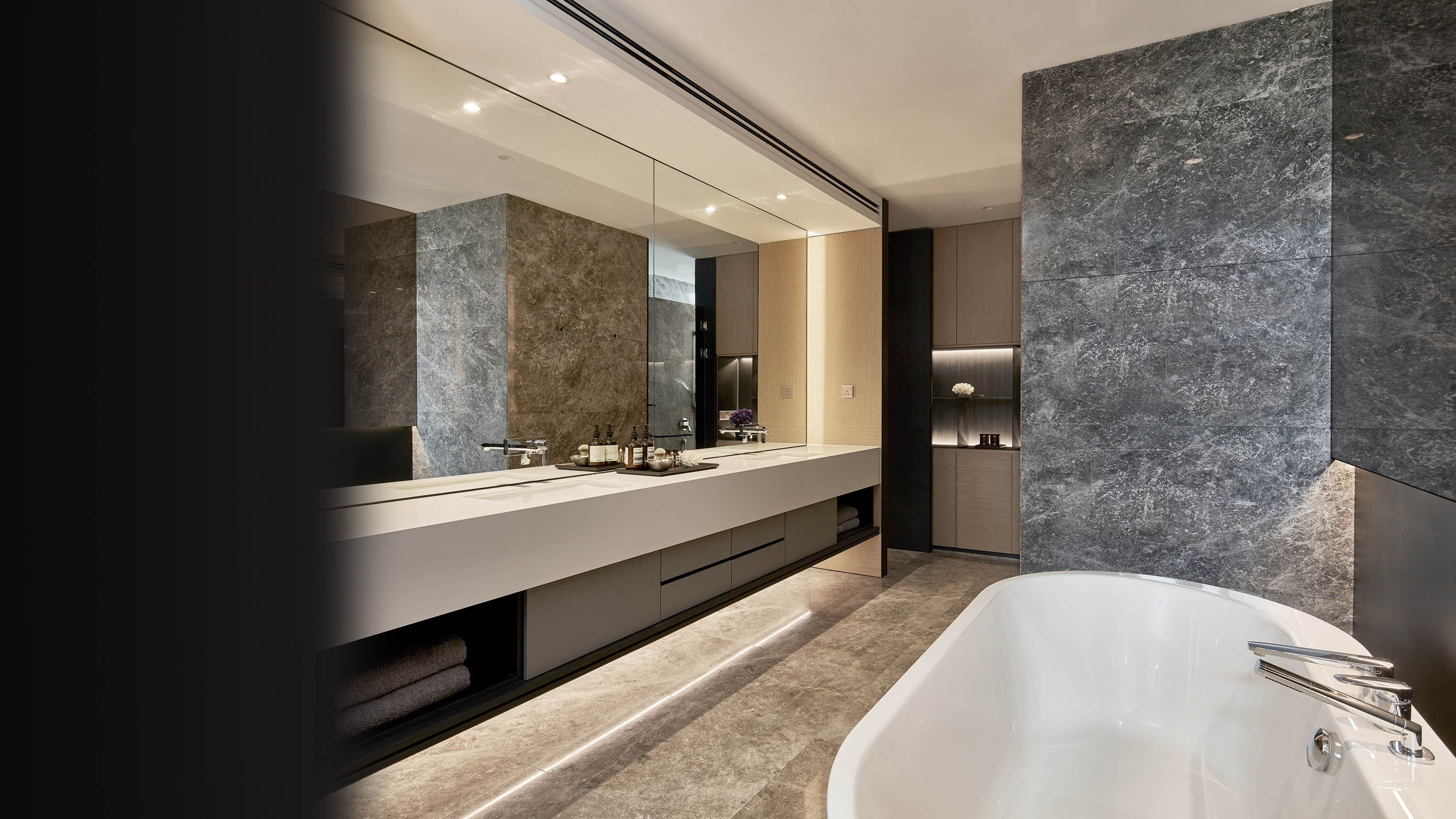4 - Singapore Architectural And Interior Design  Big bathrooms