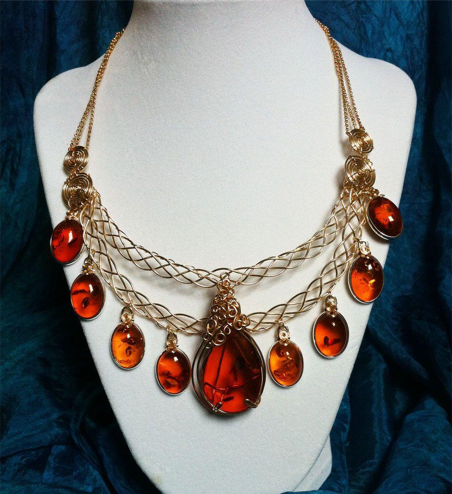 Brisingamen necklace