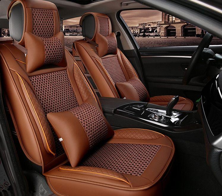 Good Quality Full Set Car Seat Covers For Subaru Xv 2017 2012