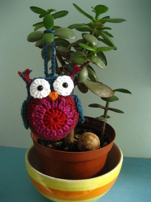 The Owl And The Bunny Crochet Attic 24 Crochet