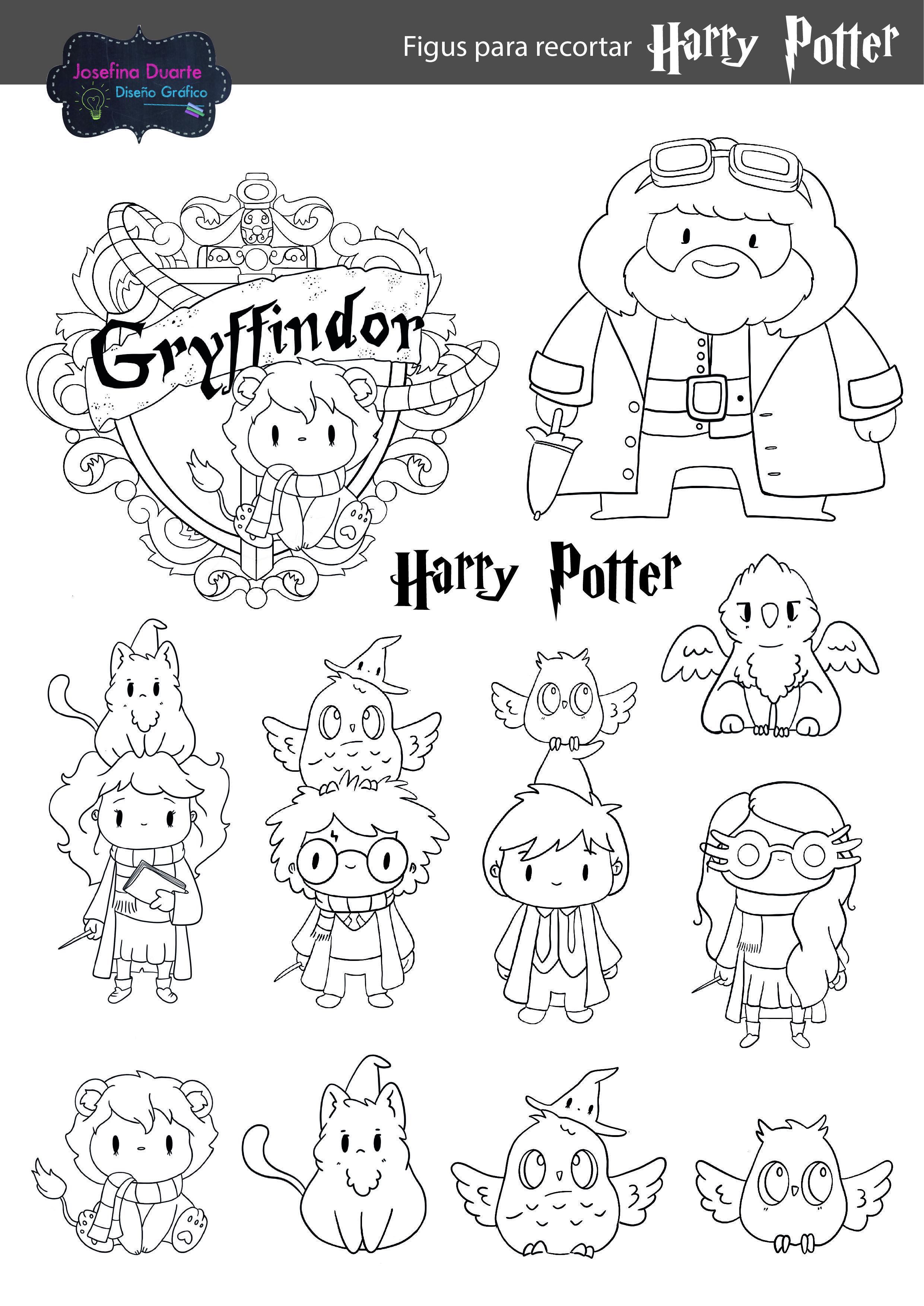 Digisellos Harry Potter Coloriage Harry Potter Stickers Harry Potter Dessin A Colorier