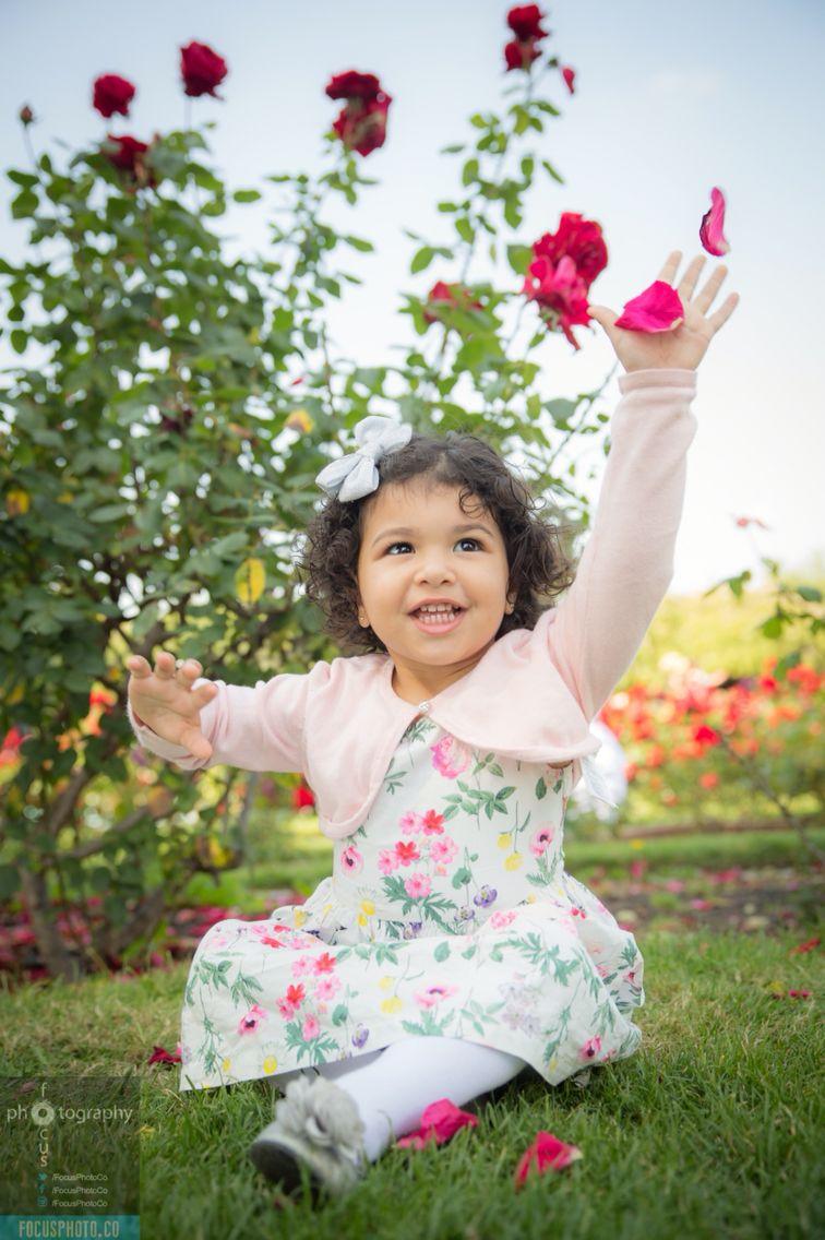 The ever so beautiful Noor, at the #SanJose #Rose #Garden. #California #BayArea #cute #FocusPhotoCo #photography