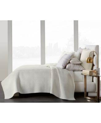 Hotel Collection Agate Pima Cotton Quilted King Sham, Created for