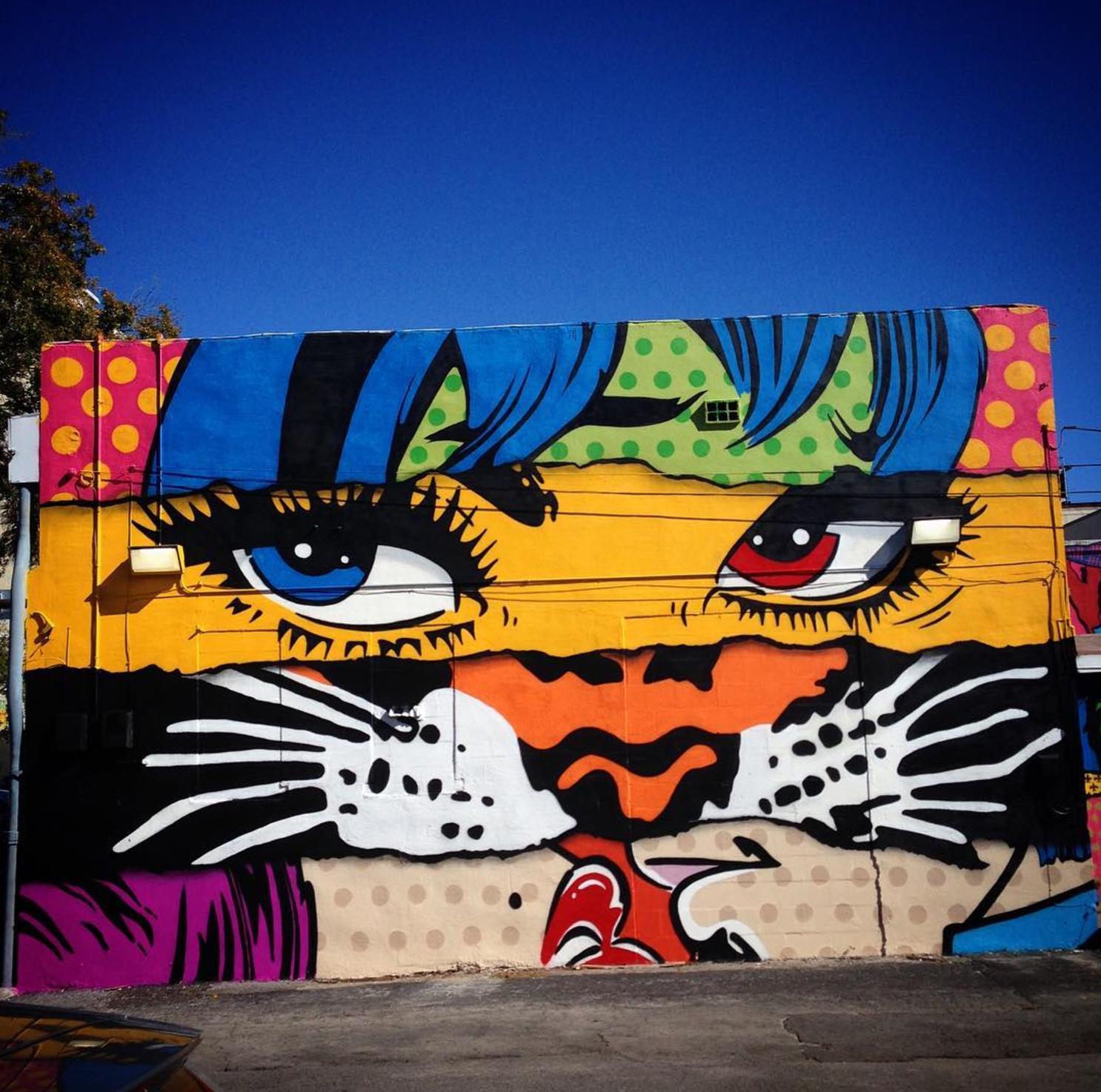 Bildergebnis für street art denial Streetart, Graf