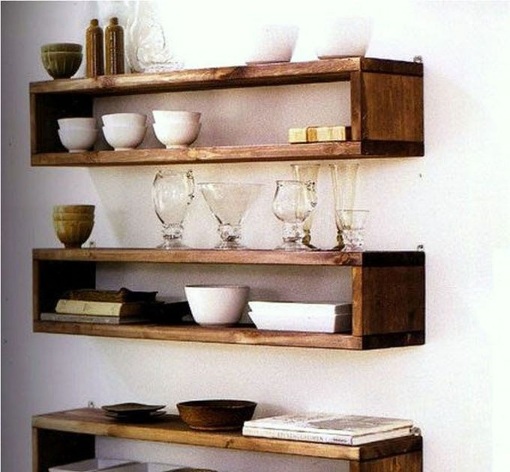 Cheap Diy Wall Shelves Floating Ideas 43 Floating