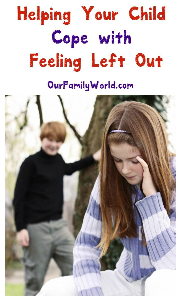 How to Help Kids Cope with Being Socially Excluded advise