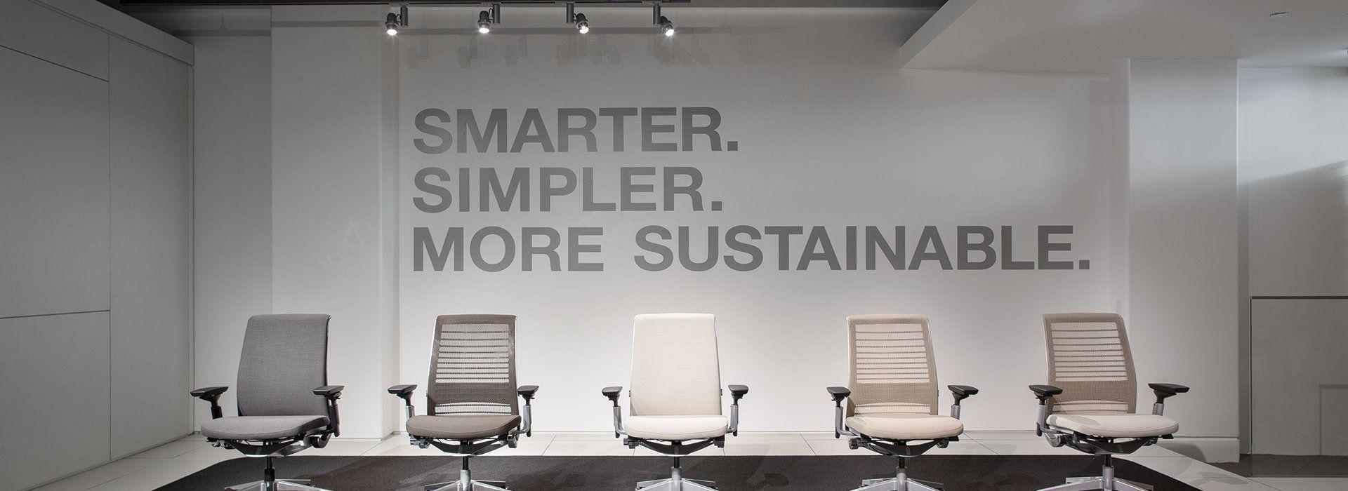 Smartere und einfachere Büromöbel für ein modernes Bürodesign ...