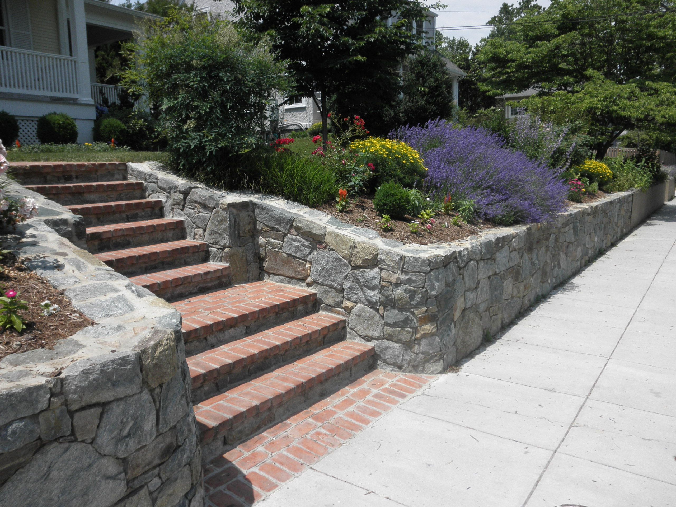 All Solutions Creates Segmental Retaining Wall Systems That Provide