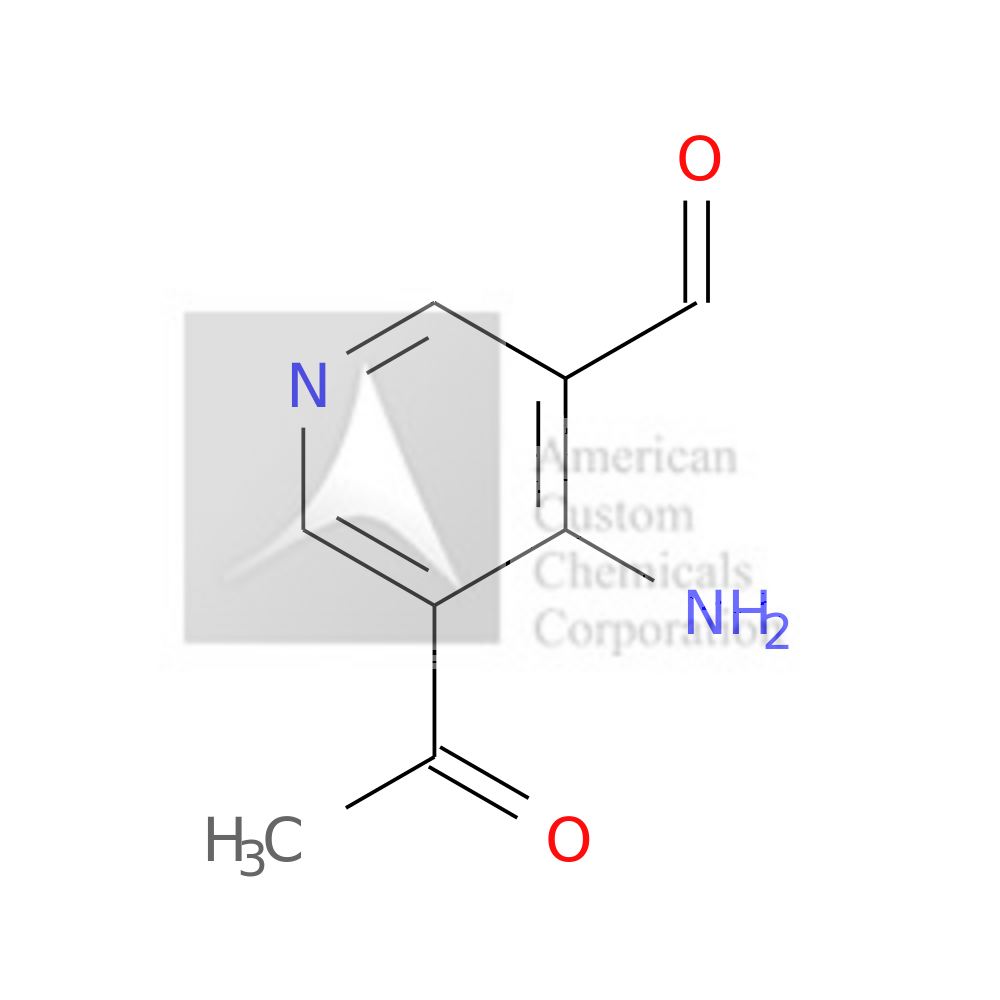 5-ACETYL-4-AMINONICOTINALDEHYDE is now  available at ACC Corporation