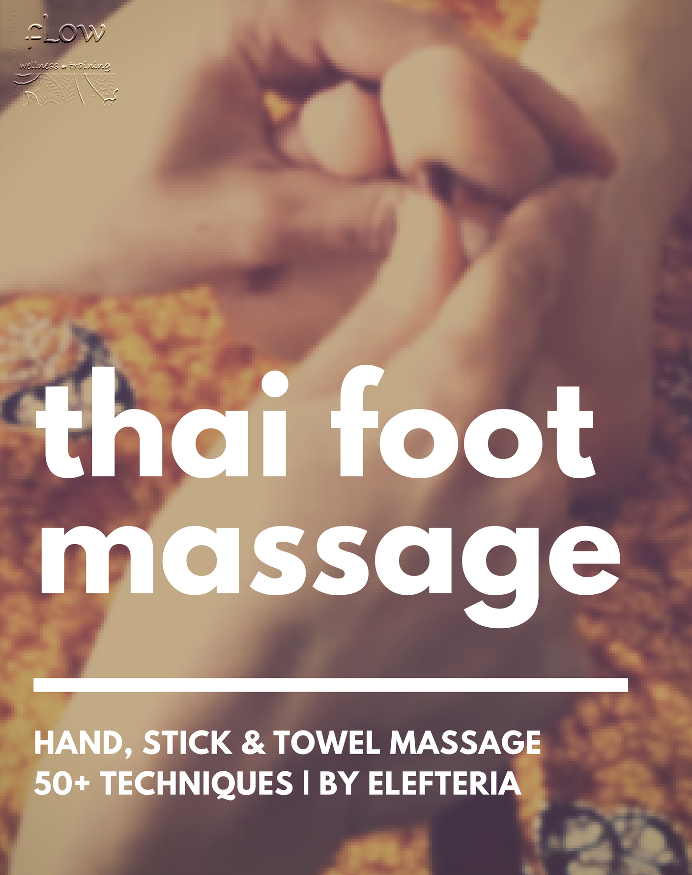 Learn Thai Reflexology in Athens, Greece  Great prices