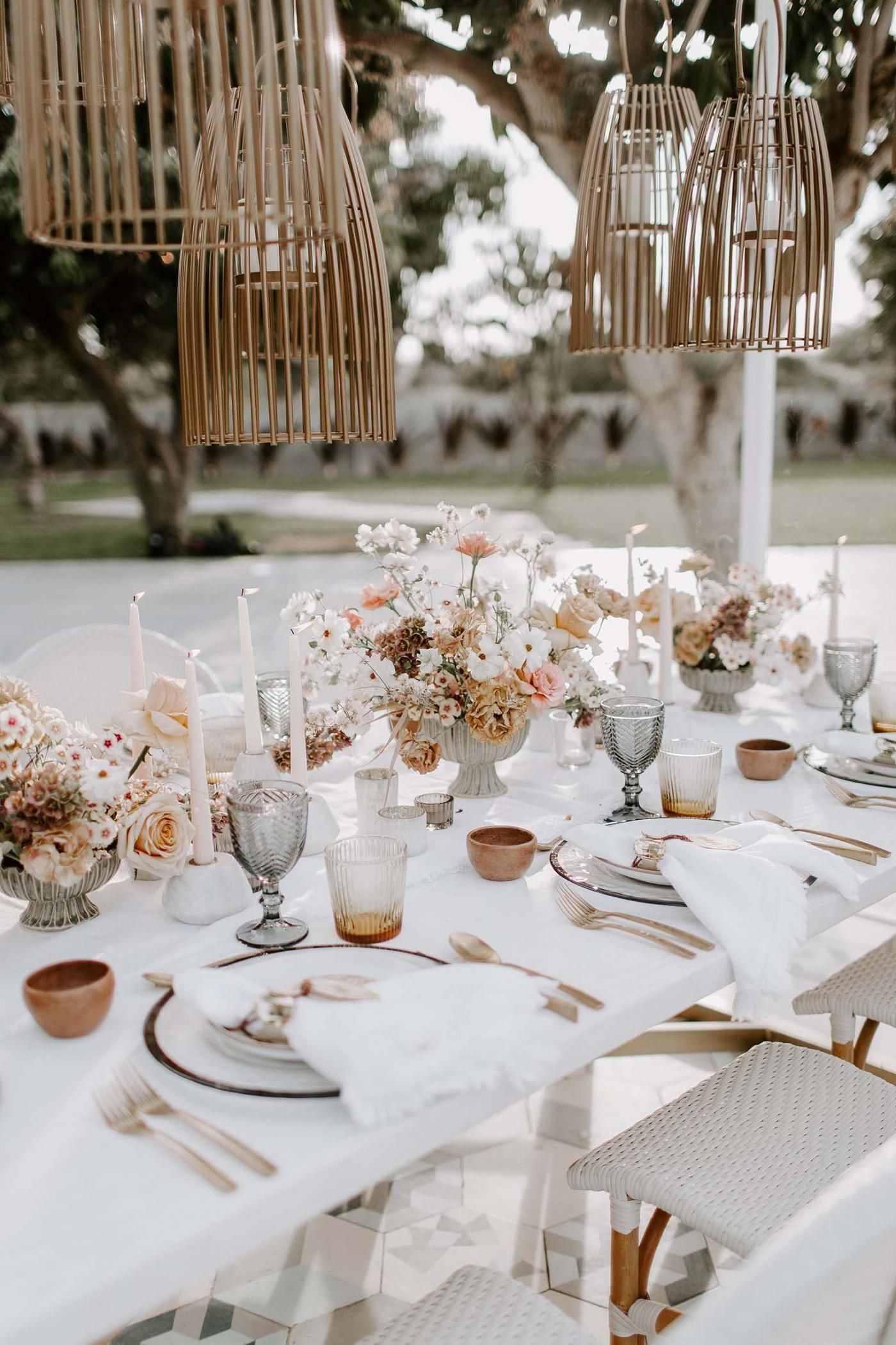 These Photos Are Proof That Dried Florals Are the Next Big Wedding Trend