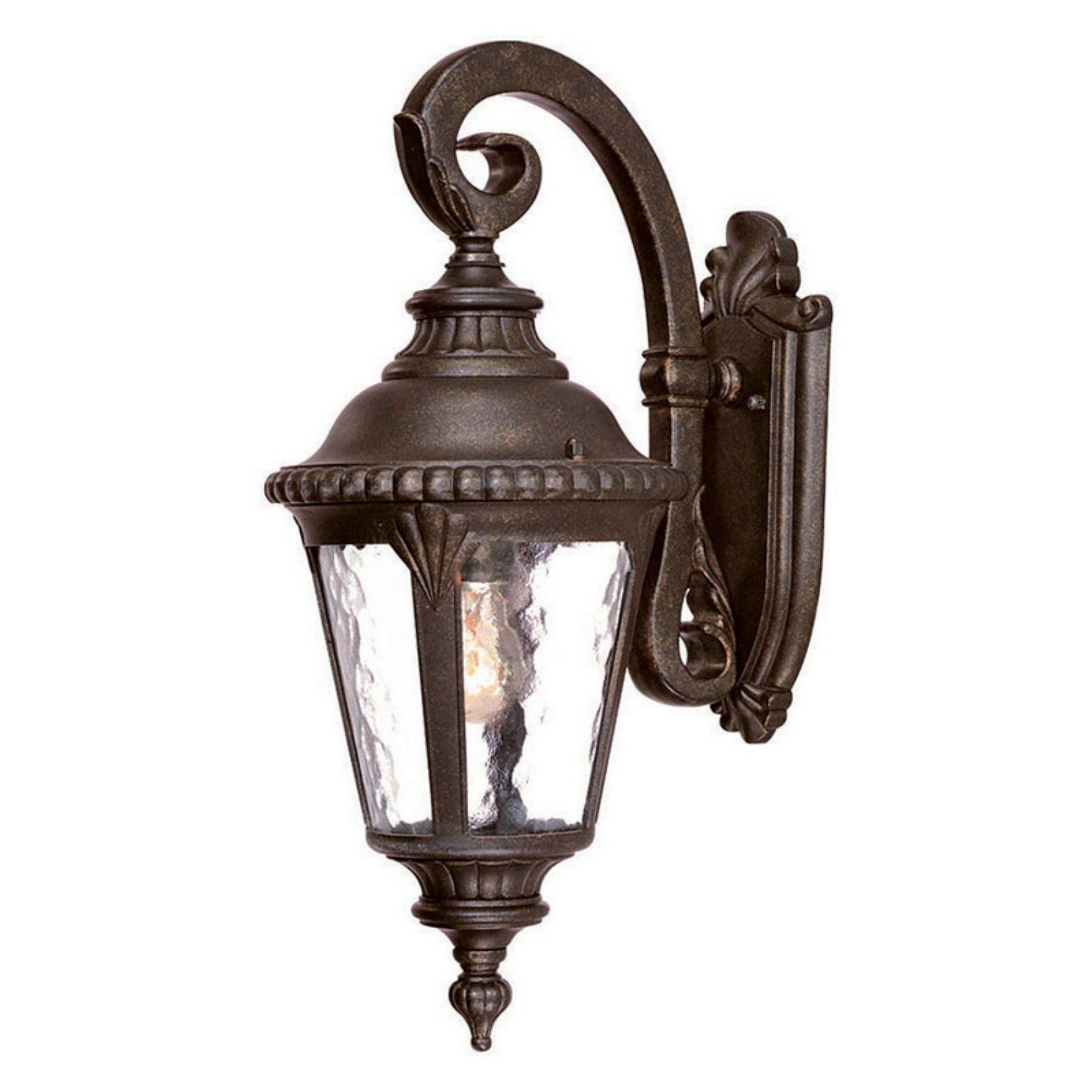 Acclaim Lighting Surrey 8 In Outdoor Wall Mount Light Fixture