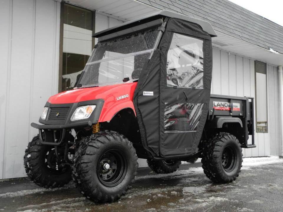 Got snow? No problem! This brand new American SportWorks