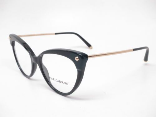 7a1cd7eaace5 Details about Authentic Dolce   Gabbana DG 5025 3133 Crystal Eyeglasses  53mm
