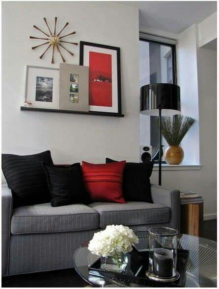 Decoracion Black And White Living Room Decor White Living Room Decor Red Living Room Decor