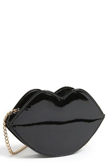 Super Trader 'Lips' Clutch (Juniors) (Online Only) available at #Nordstrom
