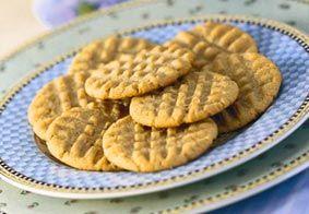 Jif Irresistible Peanut Butter Cookies Cookie Man Bars