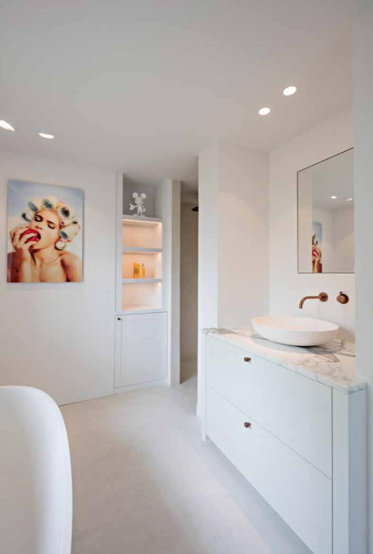 Modern bathroom design | Pinterest | Copper taps, Interior design ...