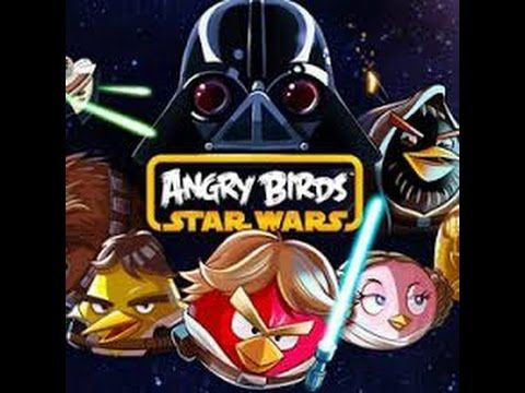 Angry Birds Star Wars Path Of The Jedi Hd Crazy Game Angry Birds
