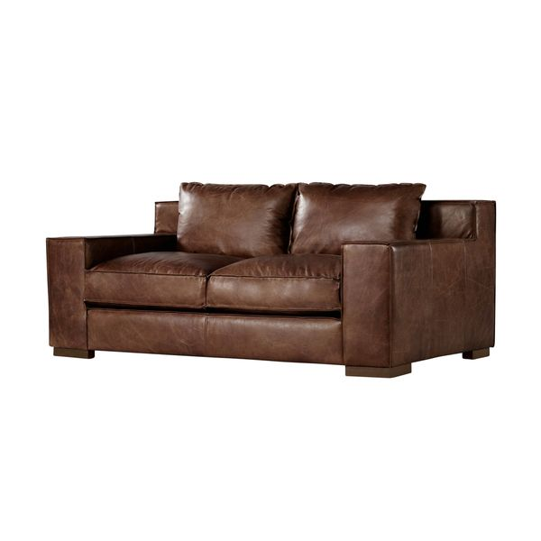 Marvelous Byrne 9 Foot Extra Deep Leather Sofa 4000 Couch Leather Spiritservingveterans Wood Chair Design Ideas Spiritservingveteransorg