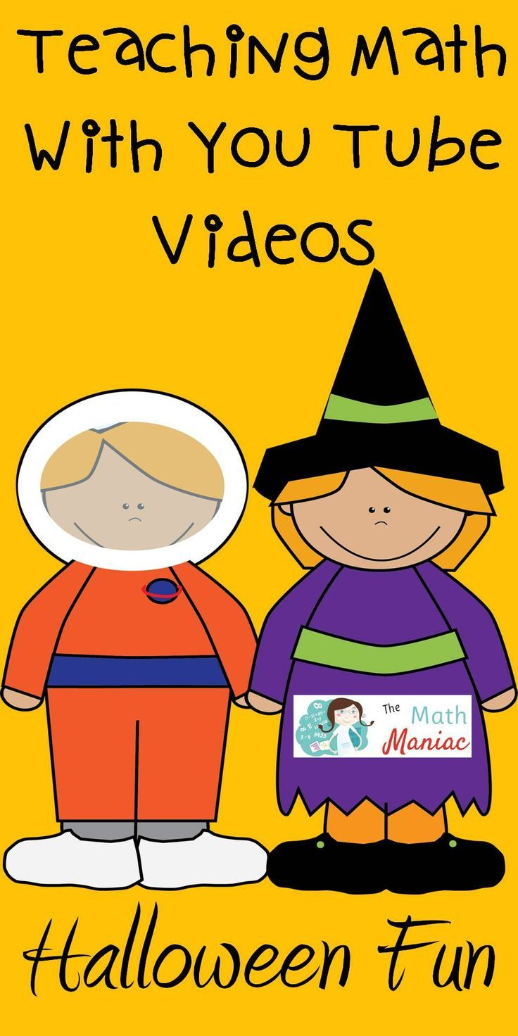A collection of fun & educational songs and videos from You Tube.  Perfect for teaching K-1 math concepts while having fun with Halloween!