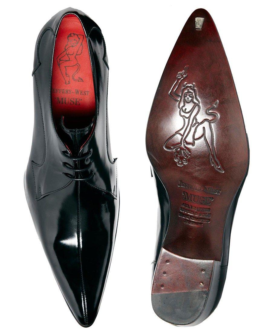 Brogue shoes, Leather shoes men