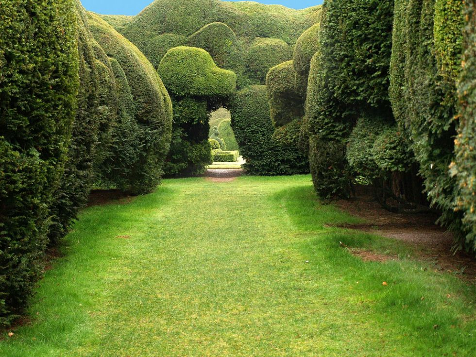 Holme Lacy House Hotel, Holme Lacy, Herefordshire, UK