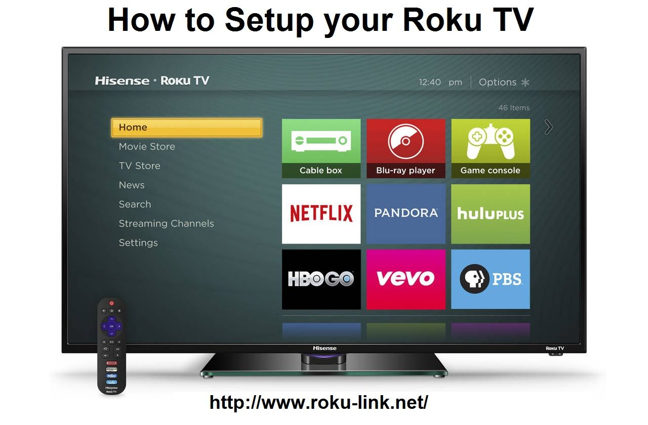 How to setup your roku tv watch tv without cable roku