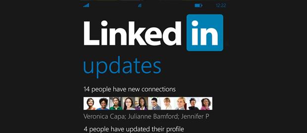 LinkedIn пусна официално приложение за Windows телефони