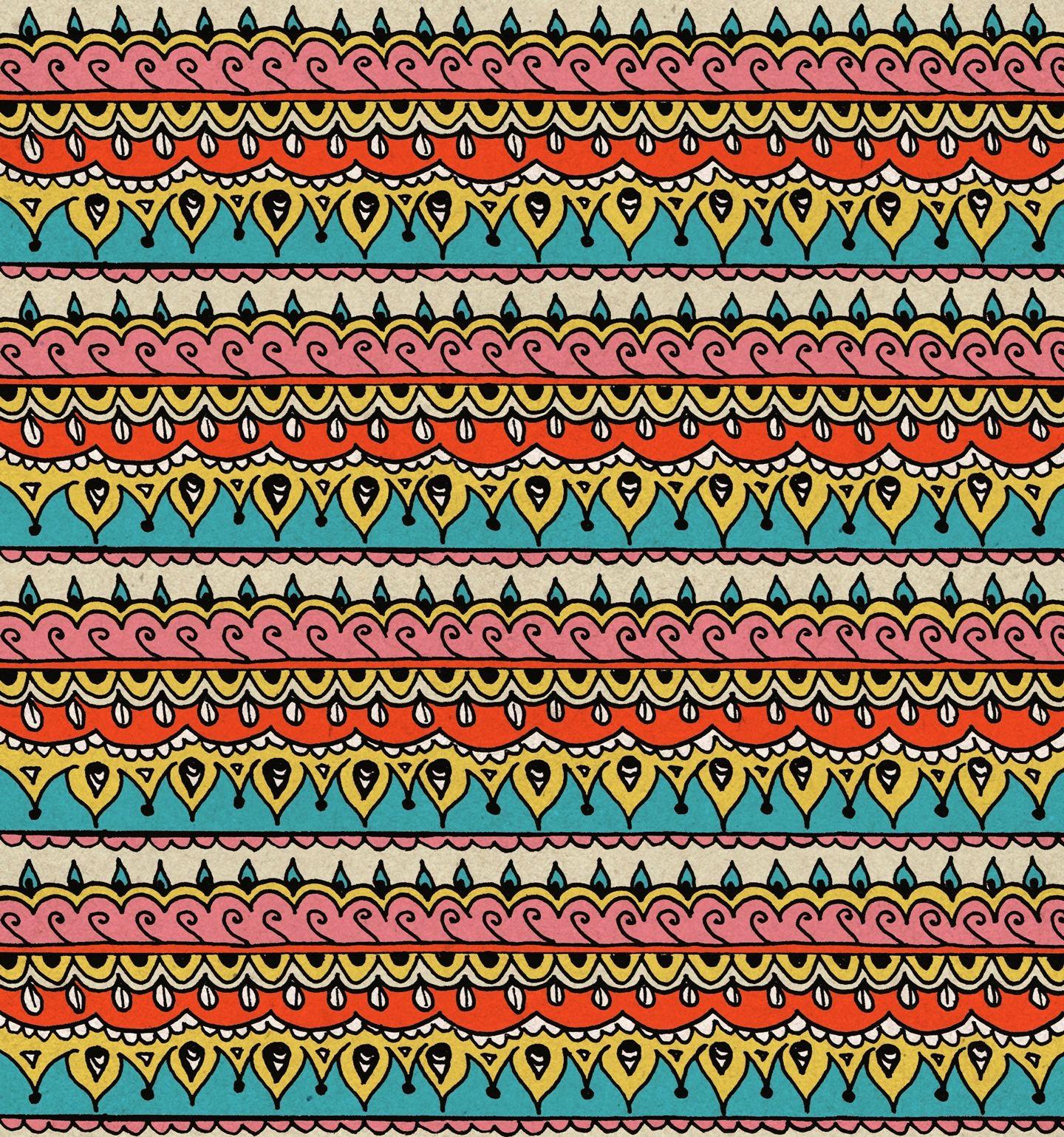 Boho Patterns Boho Pattern Eye Candy Iii ⚛patterns