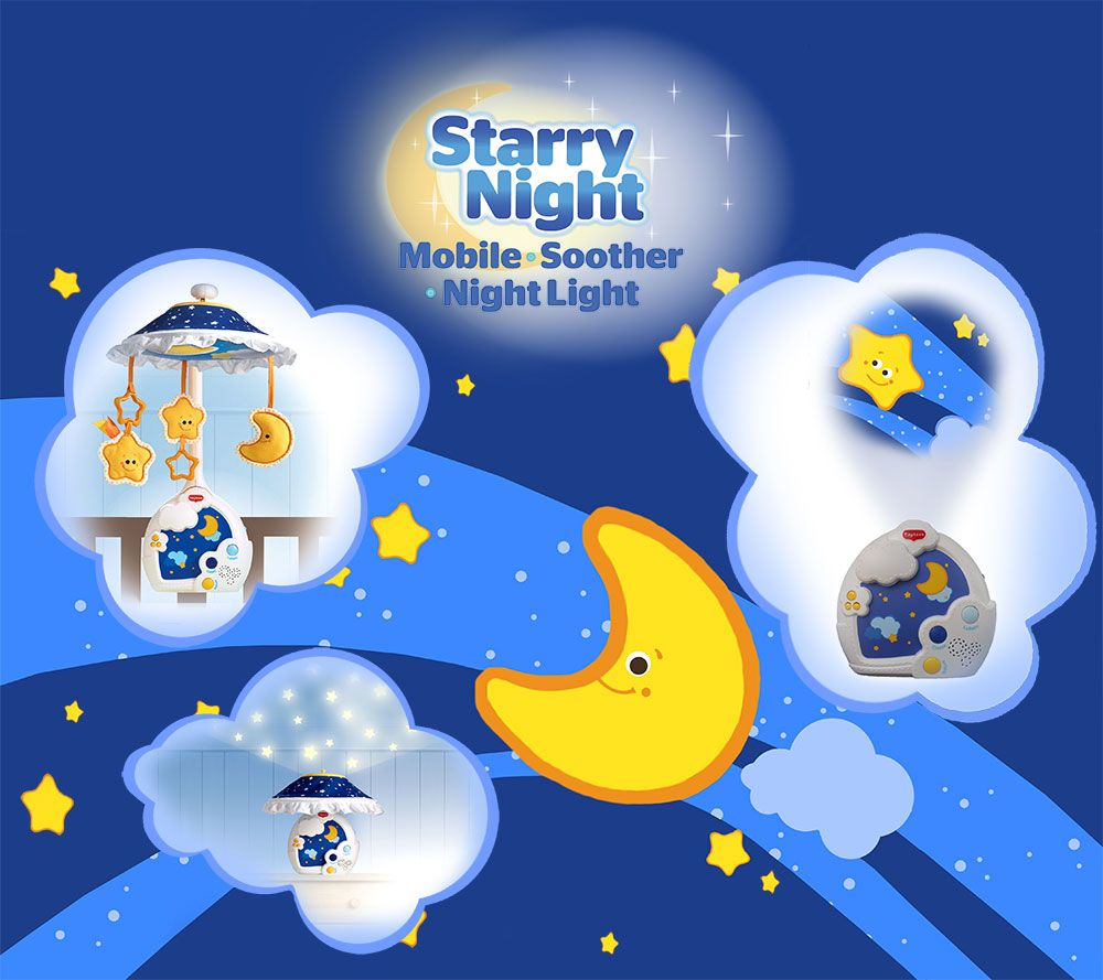 Crib soother babies r us - The Starry Night Mobile Soother Night Light Available Exclusively At Babies R Us