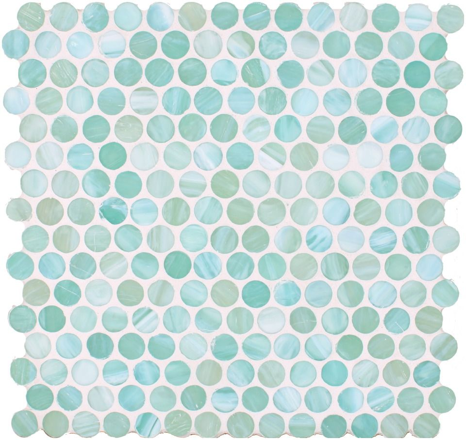 Marbleized Penny Round Tiles Penny Round Tiles Penny Round Round Tiles
