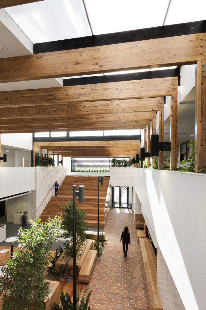 Gallery of Ballarat Community Health Primary Care Centre