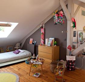 Jojo's Room: Olivelse