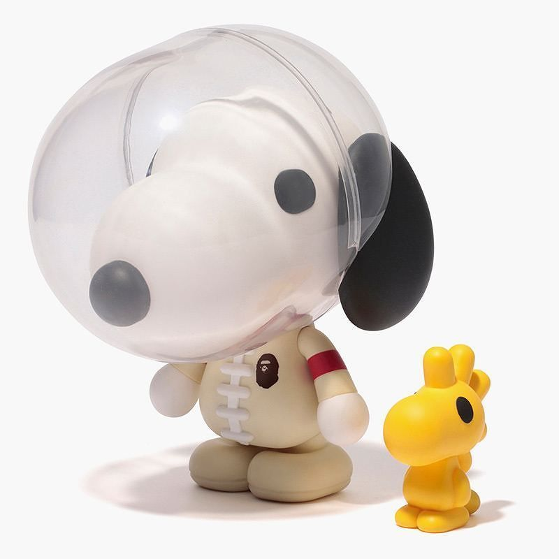 e138e810ed This Medicom toy came from the BAPE x Peanuts capsule collection. Pretty  dope and collectible for a fan of BAPE of Peanuts. Check out the rest of the  gear ...