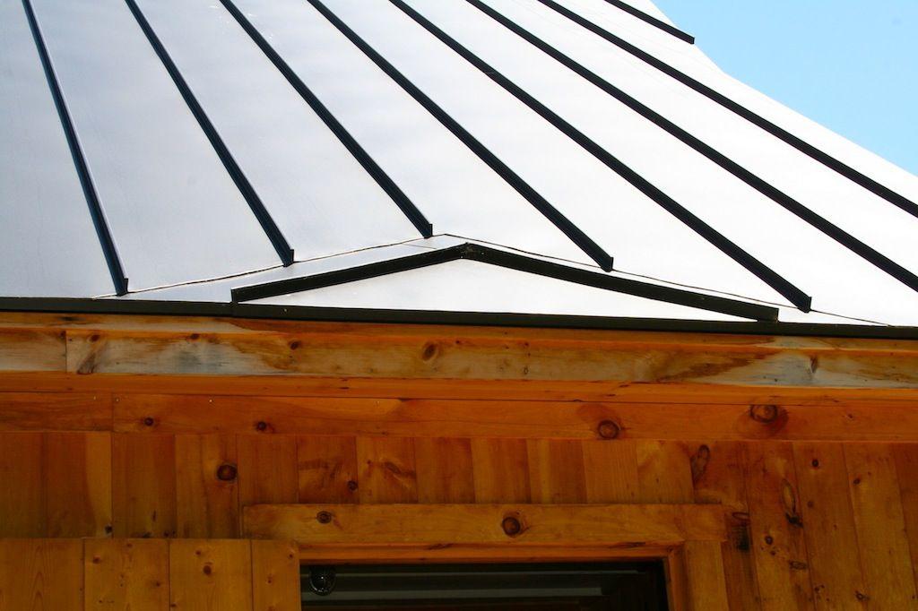Image Result For Rain Diverter Standing Seam Metal Roof