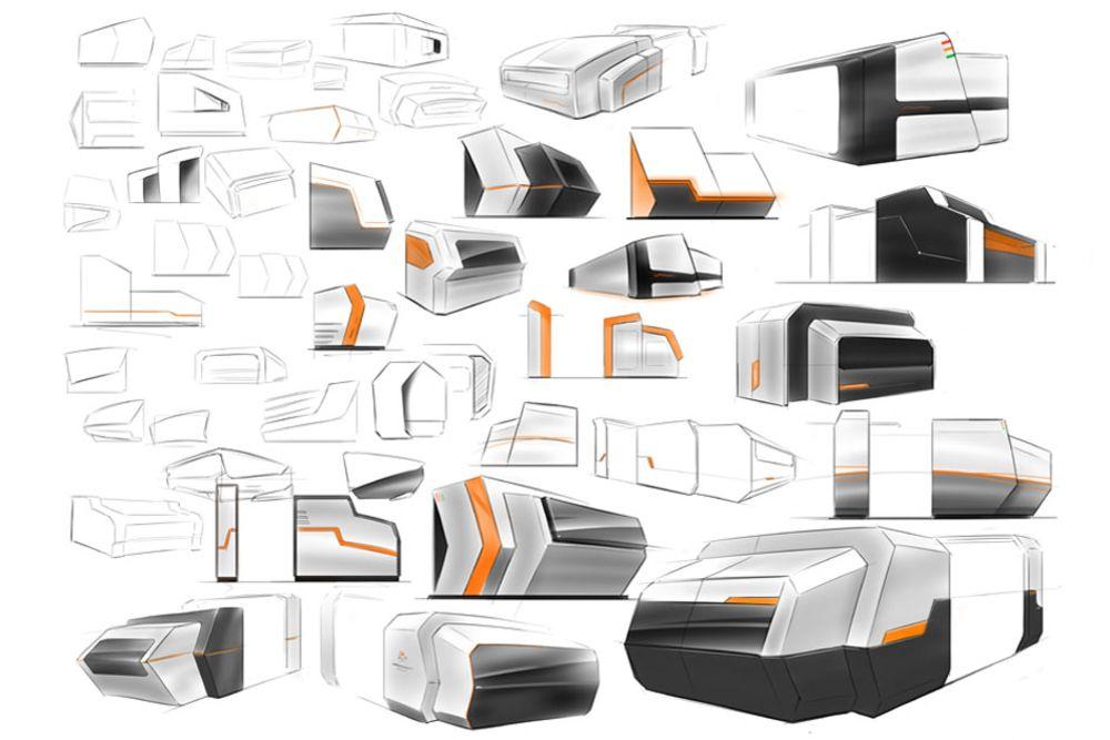 Maschinen Design, Industriedesign Maschine, Industrial design ...