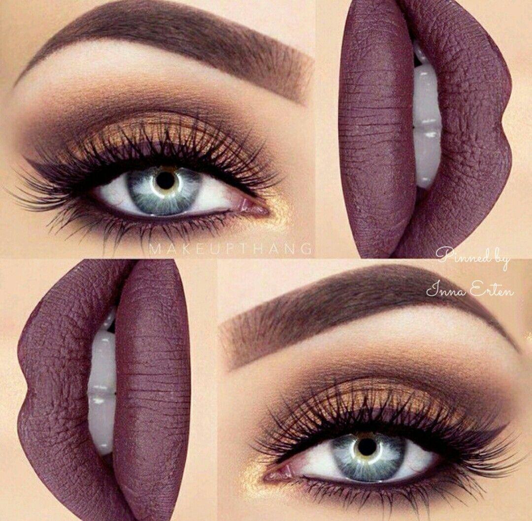 Fall Winter Makeup Hazel Eye MakeupGreen Eyes